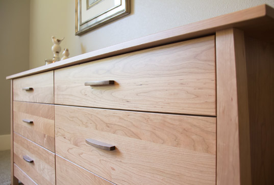 Real Wood Bedroom Furniture
