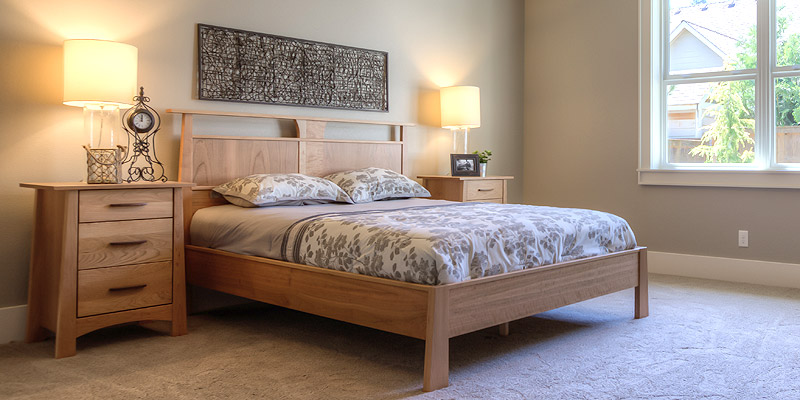 Bedroom Furniture - Riley\'s Real Wood Furniture