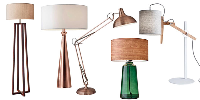 Lighting For Home Or Office Riley S Real Wood Furniture