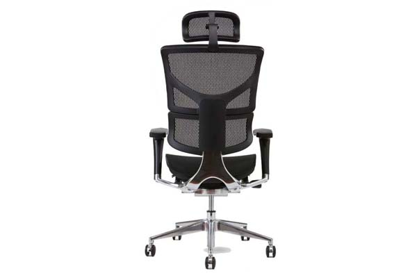 X2 Executive Task Chair in Black K-Sport Mesh
