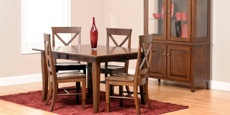 Dining Room Furniture Riley S Real Wood