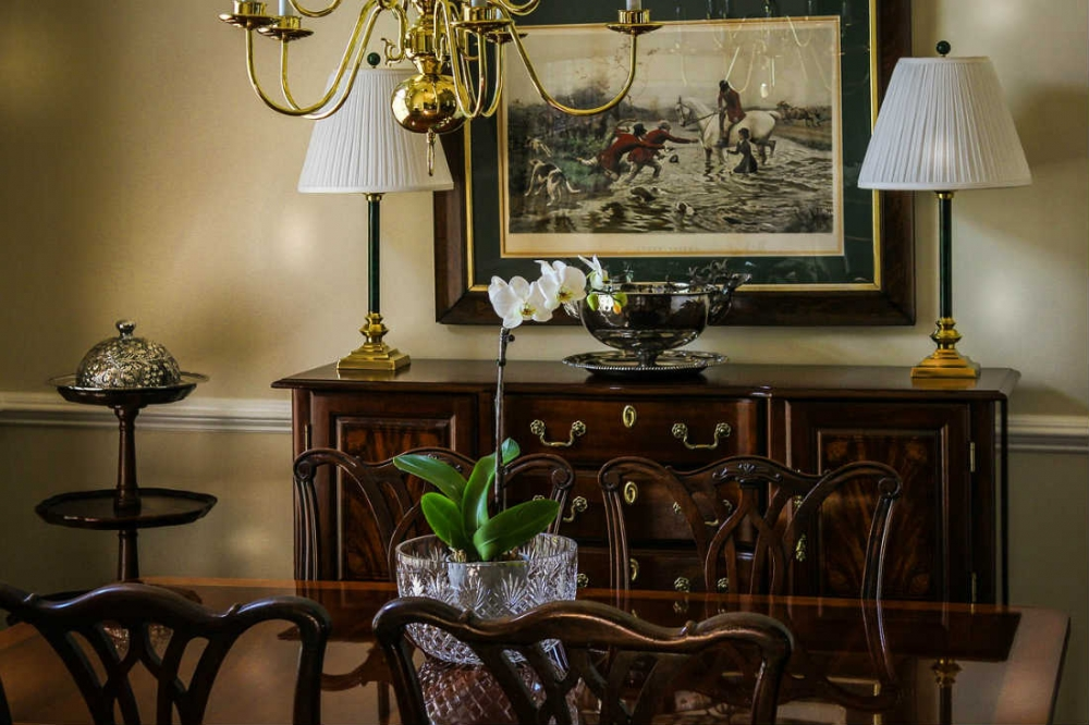The Differences Between A Sideboard, Buffet, And Hutch