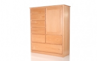 Classic Gent S Armoire Riley S Real Wood Furniture