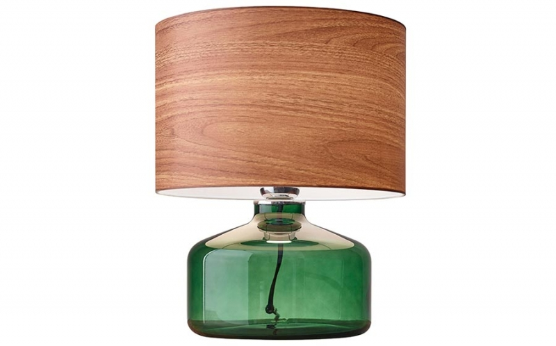 Jade table lamp rileys real wood furniture jade short table lamp aloadofball Gallery