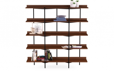 Kite 5-tier shelf