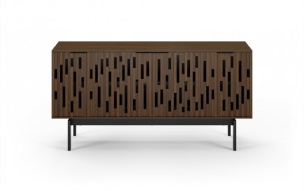 Code 7376 4 Dr Console in Toasted Walnut
