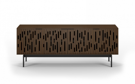Code 7379 4 Dr Console in Toasted Walnut