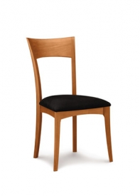 Ingrid Side Chair with Fabric Seat