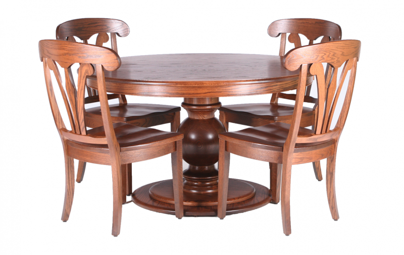 French Country Table Riley S Real Wood Furniture