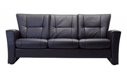 Aalesund Low-Back Sofa