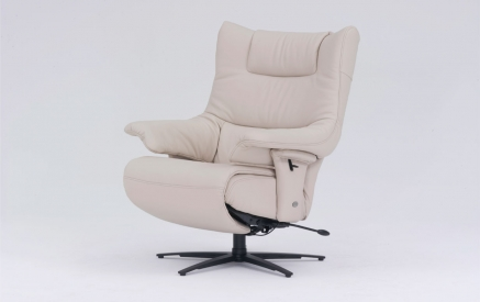 Harmony Recliner in Nebel