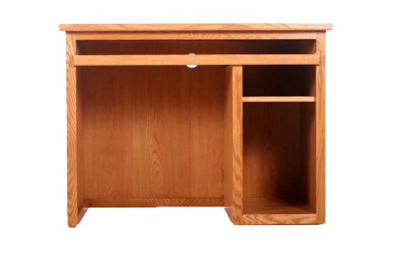 Classic 40 Computer Desk Riley S Real Wood Furniture