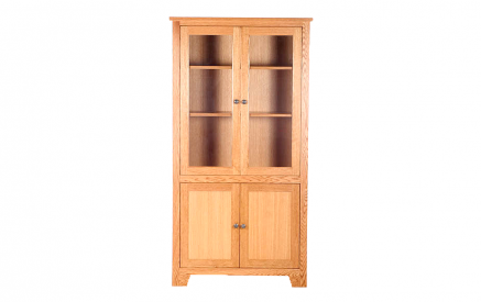 Bookcases Office Furniture Riley S Real Wood Furniture