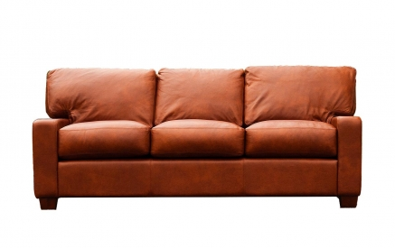 Albany Leather Sofa