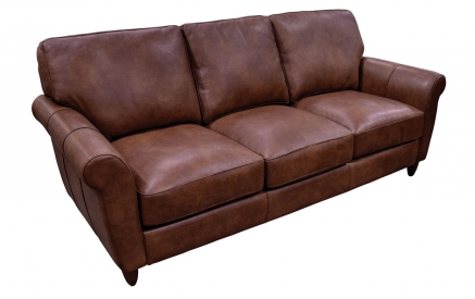 Cameo Sofa in Urban Walnut