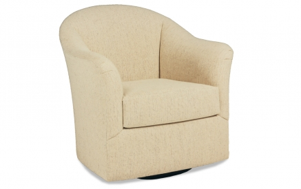 Riley Swivel Glide Chair