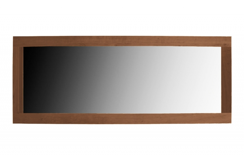 Somerset Horizontal Mirror Riley S Real Wood Furniture