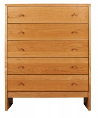 Somerset 5 Drawer Chest Riley S Real Wood Furniture