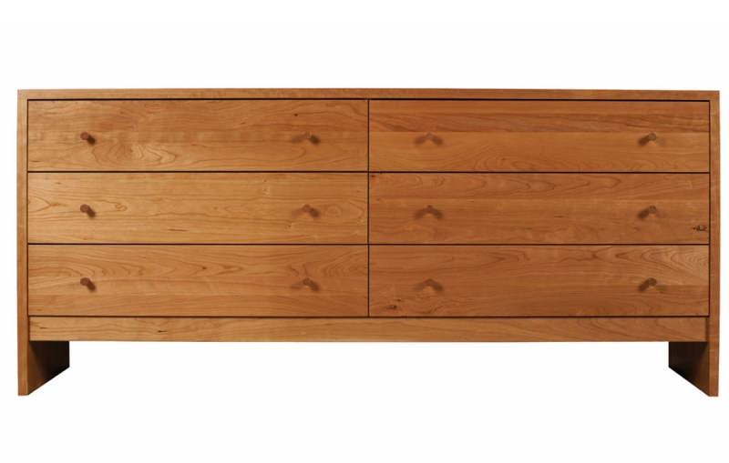 Somerset 6 Drawer Dresser Riley S Real Wood Furniture