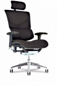X3 Management Chair in Black A.T.R.