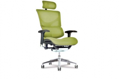 X3 Management Chair in Green A.T.R.