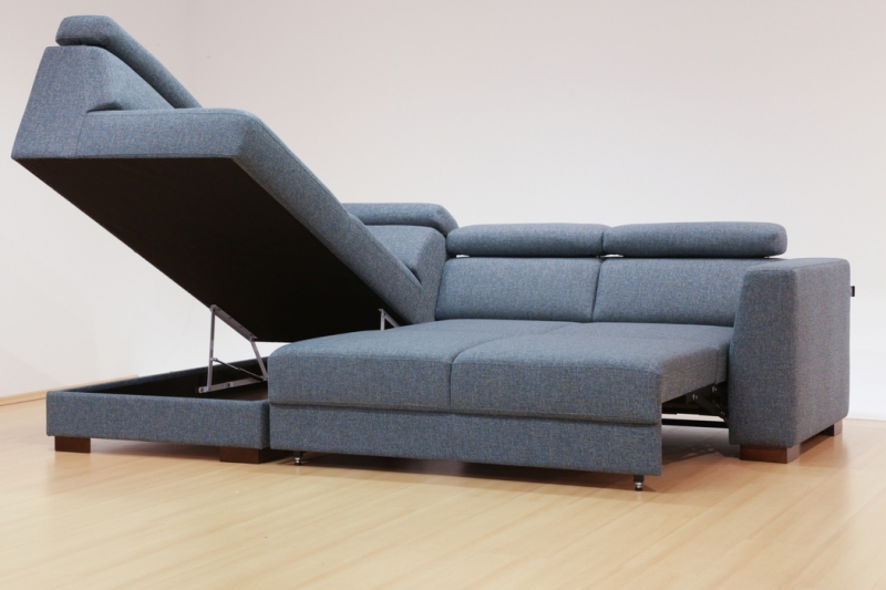 Halti Sleeper Sectional